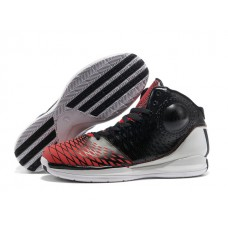 Adidas AdiZero Rose 3.5 Black White Red
