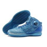 Adidas AdiZero Rose 3.5 Blue White Black
