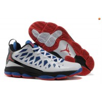 Jordan CP3 VI Black White Blue