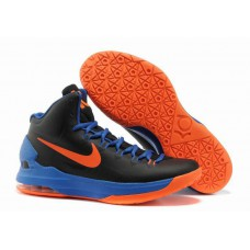 Nike Kevin Durant V Black Blue Orange