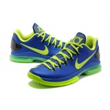 Kevin Durant V ELITE Blue Green