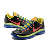 Kevin Durant V ELITE Black Blue Yellow