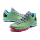 Kevin Durant V ELITE Green Pink Blue