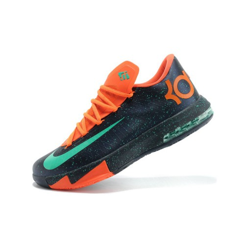 a3b097cd04df Kevin Durant VI Black Orange Green Kevin Durant VI Black Orange Green ...