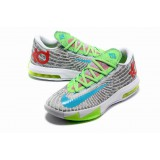 Kevin Durant VI Gray Lime