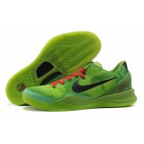 Nike Kobe VIII Green Black Red