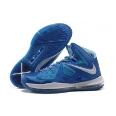 Nike Lebron 10 X Blue Diamond