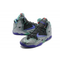 Nike Lebron 11 XI Dark Grey Blue