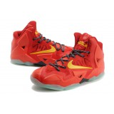 Nike Lebron 11 XI Red