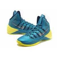 Nike Hyperdunk 2013 Blue Yellow