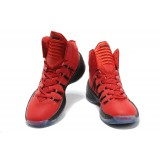 Nike Hyperdunk 2013 Red Black